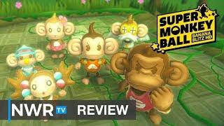 Super Monkey Ball: Banana Blitz HD (Nintendo Switch) Review (Video Game Video Review)