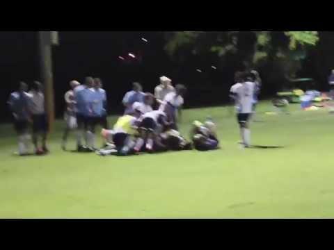 Sailfish Men's Soccer NCAA Tournament Second Round Hype Video.