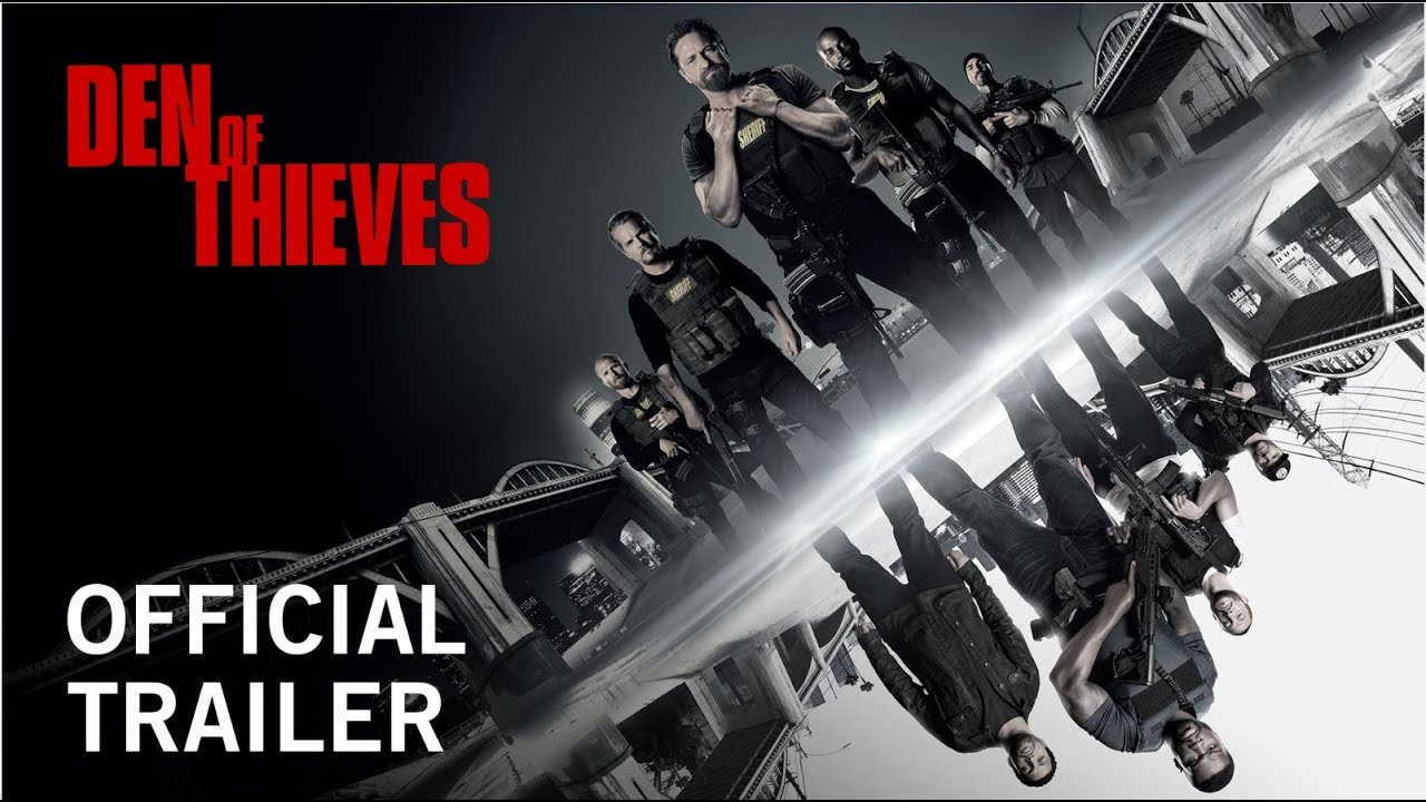 Den Of Thieves Review Movie Empire