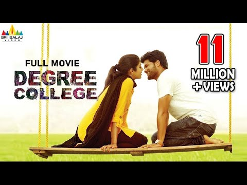 Degree College Latest Full Movie | New Full Length Movies 2020 | Varun, Sri Divya | Sri Balaji Video
