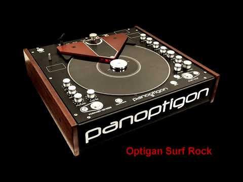 Panoptigon plays Optigan Surf Rock Disc