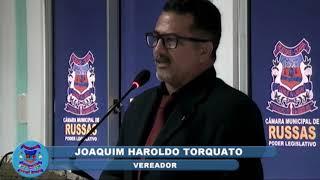 Haroldo Torquato Pronunciamento 20 03 18