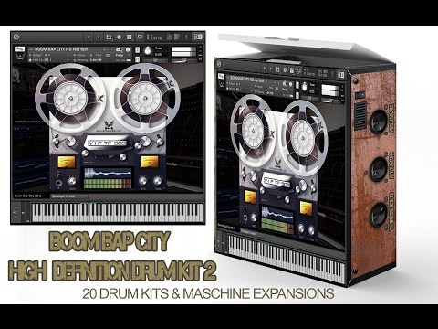 Checking Out Boom Bap City HD 2 Kontakt Edition