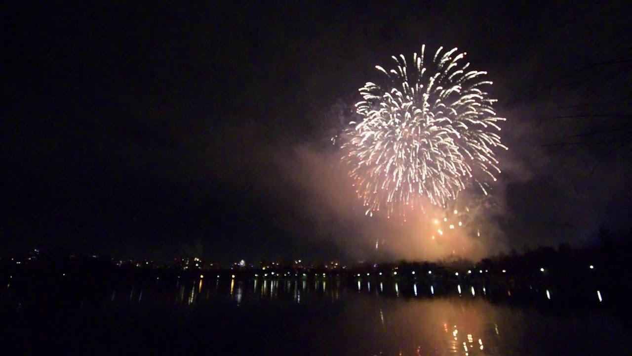 Artificii Revelion 2020 Bucuresti parc Titan