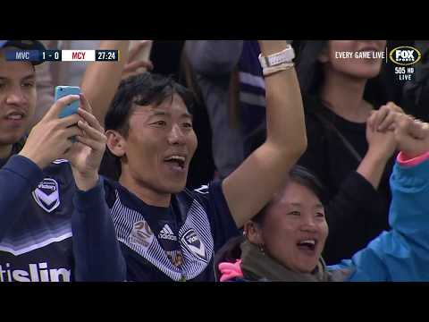 Extended Highlights Keisuke Honda Debut First Goal Melboune Victory R1 21.10.18