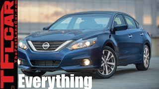 2016 Nissan Altima: Everything You Ever Wanted to Know