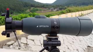 전원생활의 필수품, 독일제 망원경을 이용해 촬영한 순천…