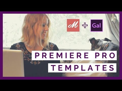 How To Edit And Use Premiere Pro CC Templates Motion Array