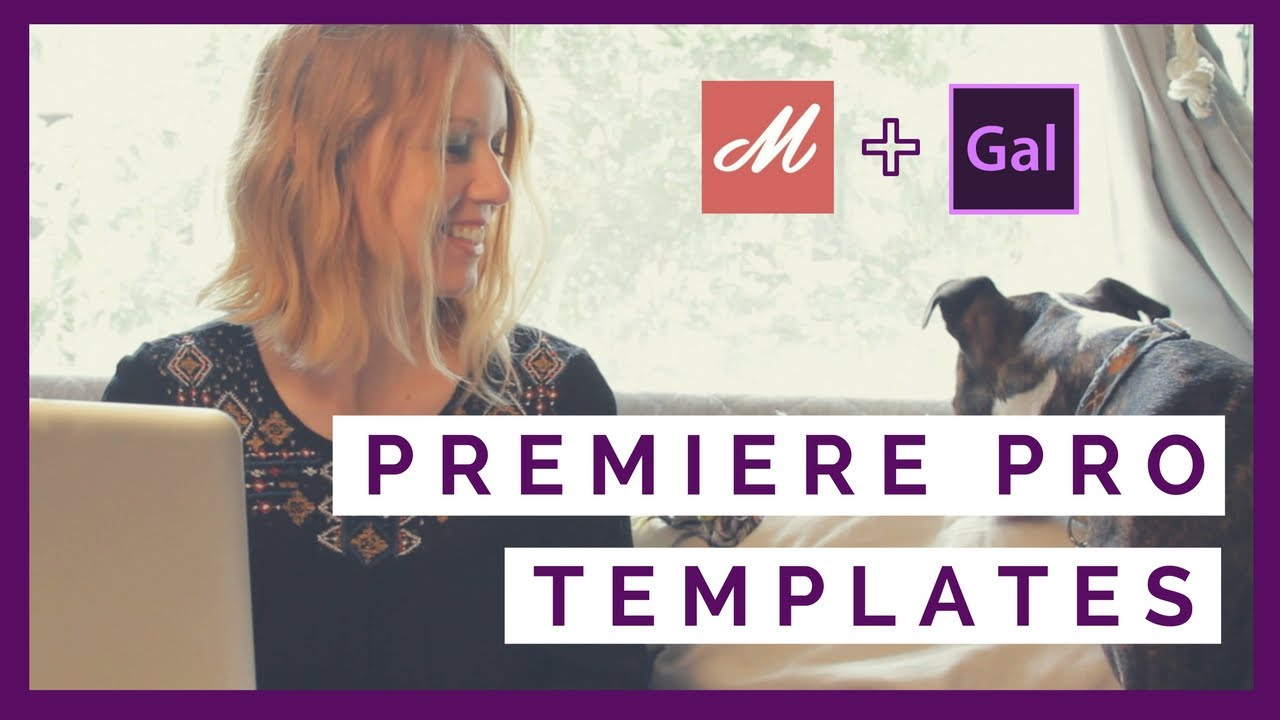 How to Edit and Use Adobe Premiere Pro CC Templates Motion Array