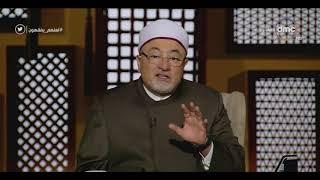 لعلهم يفقهون - تعليق الشيخ خالد الجندي على حادث قطار محطة مصر