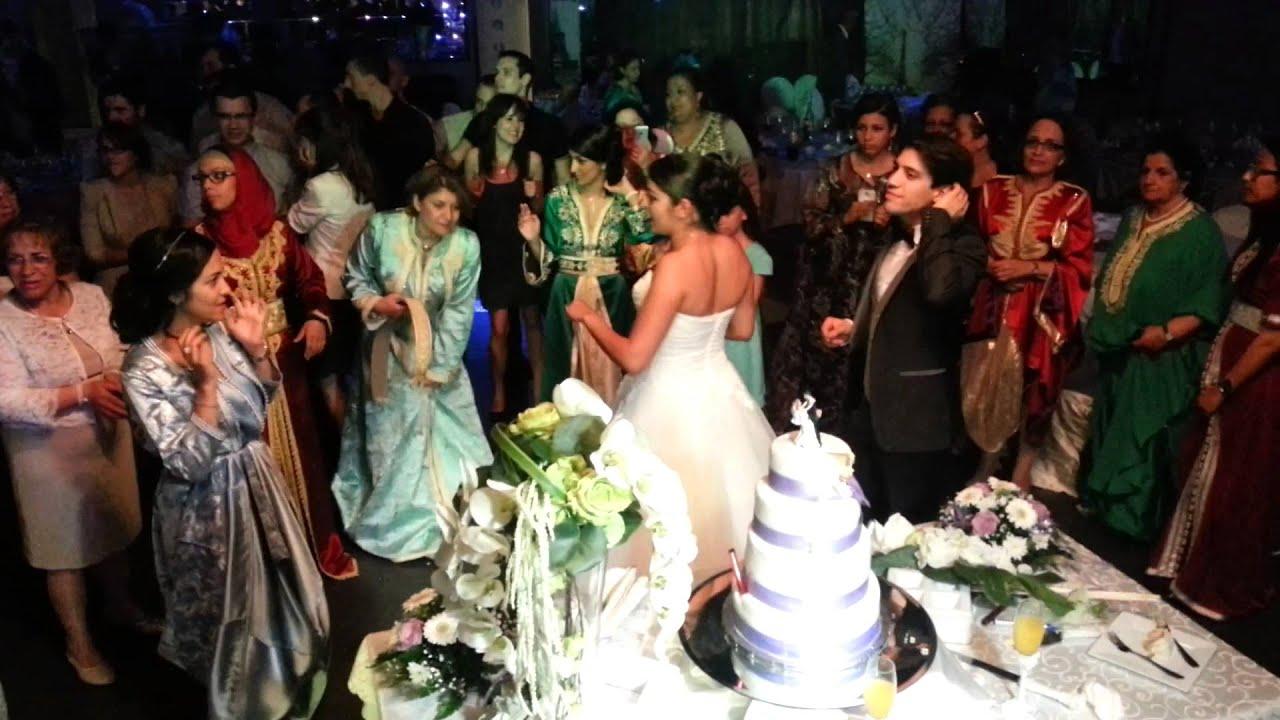 animation mariage franco marocain