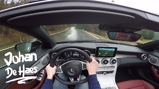 Mercedes-Benz C43 AMG 4Matic Cabriolet 2017 Videos