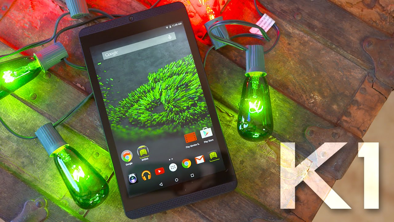 Best Budget Android Tablet!? (NVIDIA Shield Tablet K1 ...