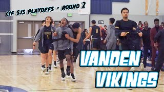 Vanden Vikings punch their ticket to the CIF SJS D3 Final Four