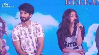 shaam shaandaar song launch alia bhatt shahid kapoor