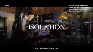 Baixar [Drum Cam] Eloy Casagrande - Isolation (Sepultura)