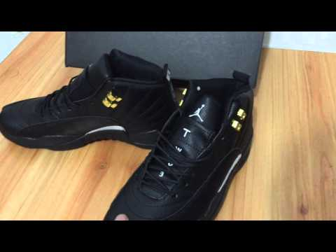 cheap jordans -retro air jordan 12 the master hot online for sale