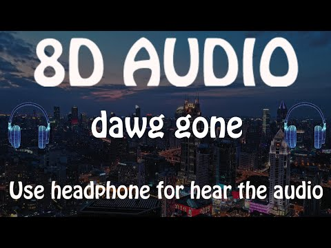 Fredo Bang – Dawg Gone (8D AUDIO 🎵)