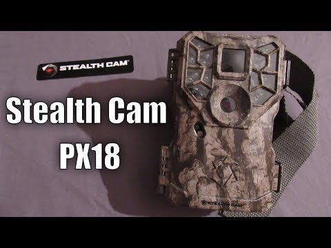 Stealth Cam PX18 Trail Camera - Unboxing & Review