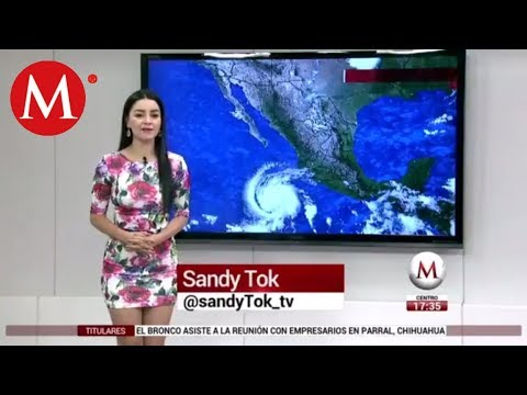 El Clima Para Este Fin De Semana Con Sandy Tok