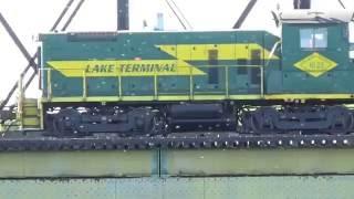 Lake Terminal RR, US Steel, Lorain, Ohio