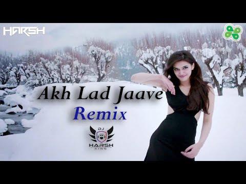Akh Lad Jaave (Remix) | Badshah | Party Hot Remix Song  | DJ Harsh | WapKing Music