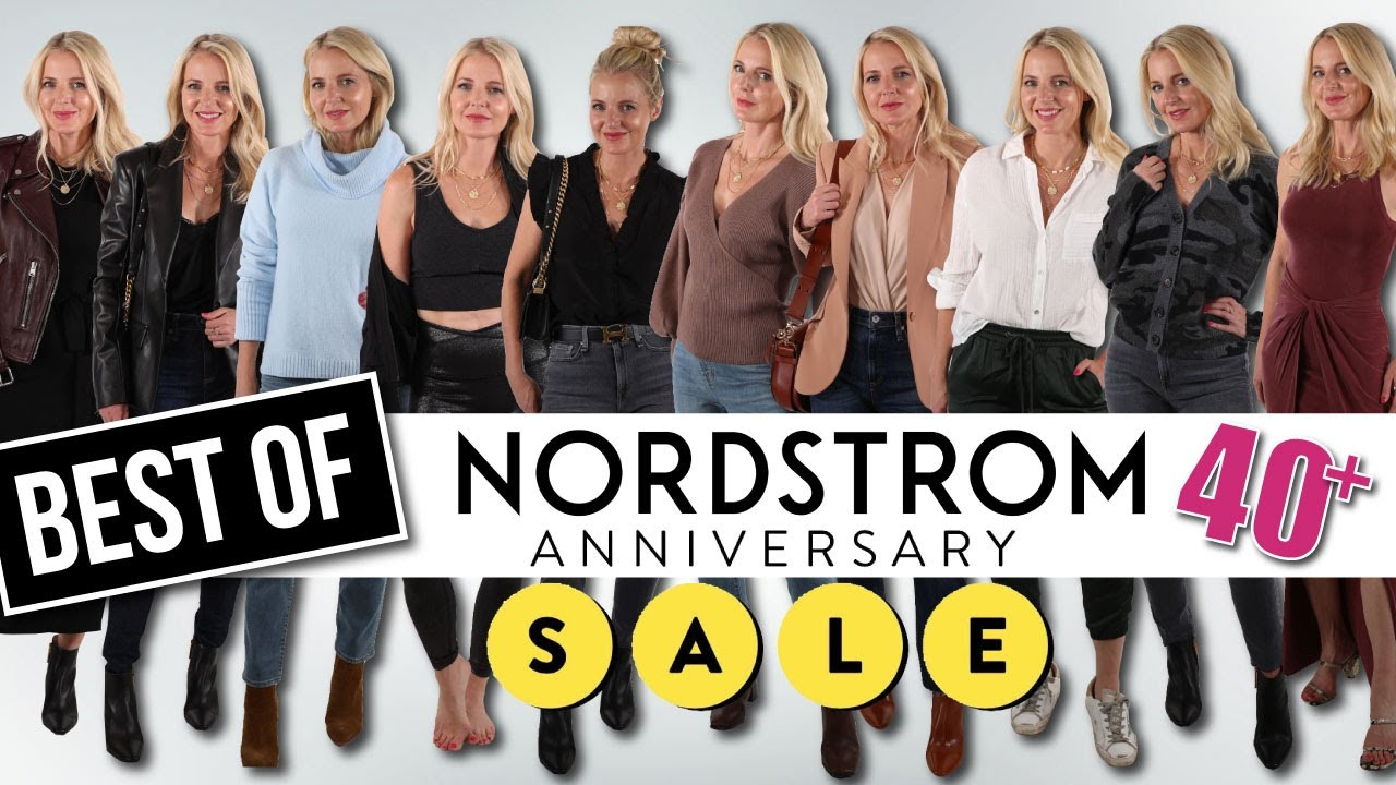 The 35 BEST Fashion Finds For Women Over 40 and 50 from Nordstrom Anniversary Sale