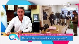 Daniel Salibi: Investigan al municipio por evasión