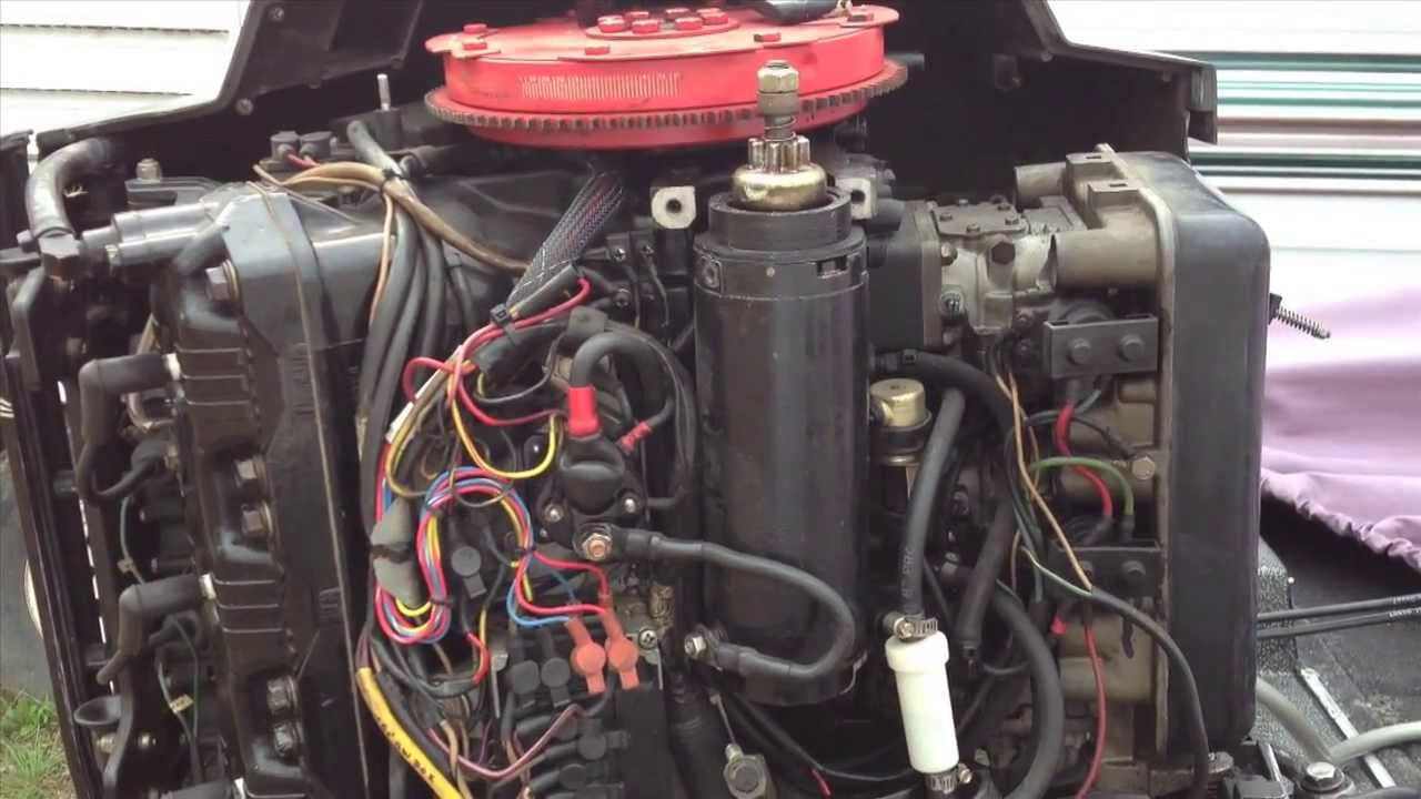 medium resolution of mercury blackmax xr4 how to replace starter youtube 60 hp mercury outboard wiring diagram 60 hp mercury outboard wiring diagram