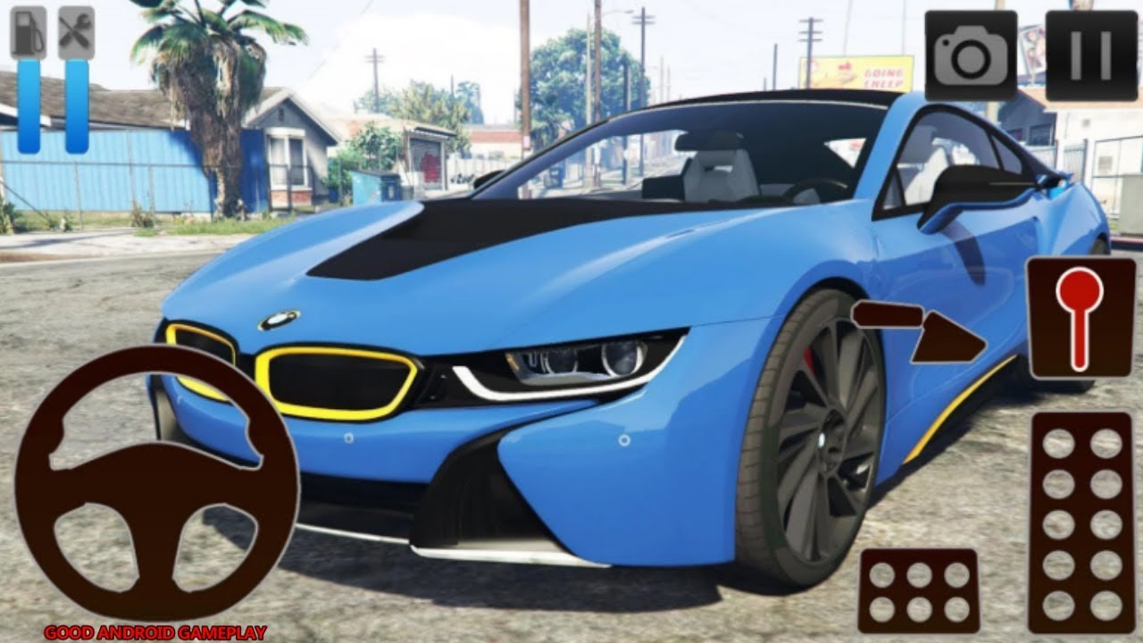 Real Car Parking 2018 : BMW Vehicle Unlocked   Android GamePlay FHD