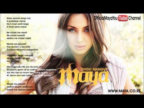 Maya Berović - Ženski mangup - (Audio 2011) HD