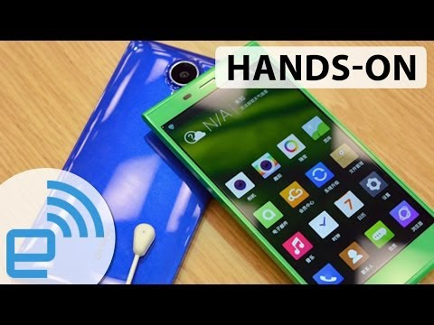 Gionee Elife E7 Hands-on | Engadget