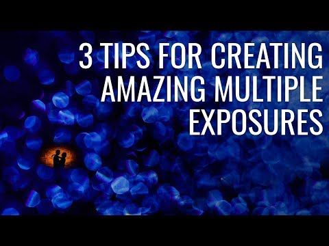 3 Tips for Creating Amazing Multiple Exposure Wedding Photog