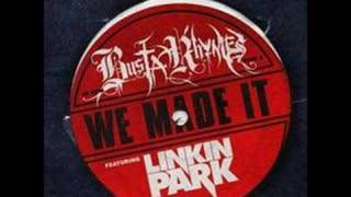 Busta Rhymes feat Linkin Park - We Made It (Instrumental)