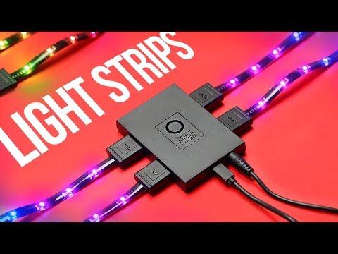 Razer Makes RGB Light Strips?!