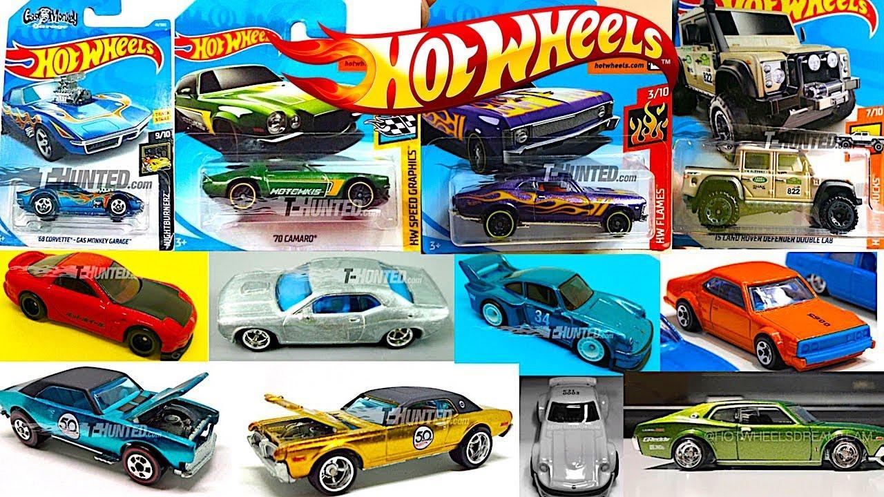 new 2018 hot wheels gas monkey, japanese car series, sweet sixteen