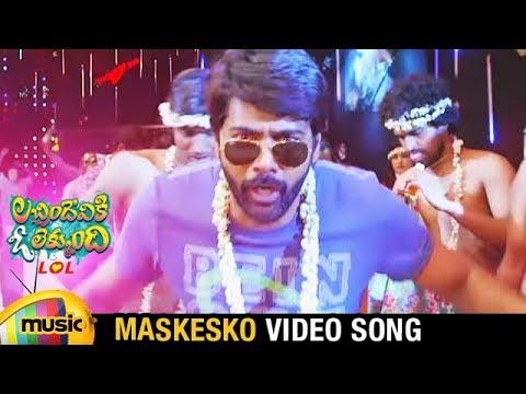 MM Keeravani Hits   Maskesko Video Song   Lacchimdeviki O Lekkundi Telugu Movie   Naveen Chandra