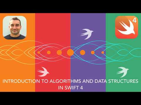 Introduction to Algorithms and Data Structures in Swift - Course Trailer