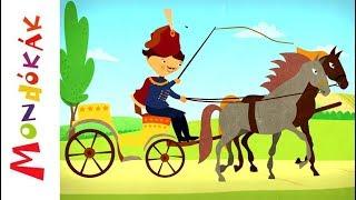 Gyí, te fakó! | Gyerekdalok és mondókák, rajzfilm gyerekeknek
