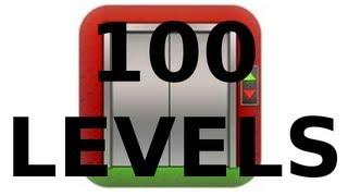 100 Floors - All 100 levels - Walkthrough