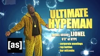 Ultimate Hypeman: Meetings | Loiter Squad | Adult Swim