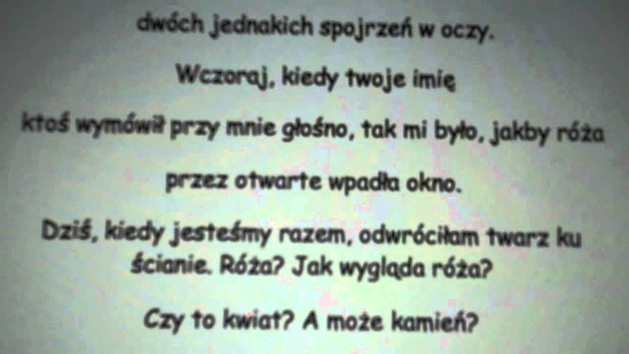 Nic Dwa Razy Nothing Twice Polish Language Blog