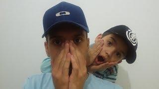 REAÇÃO DO DAVI AO TESTAR A NOVA ATUALIZAÇÃO EM CONJUNTO ONLINE !! - MINECRAFT PE 1.2