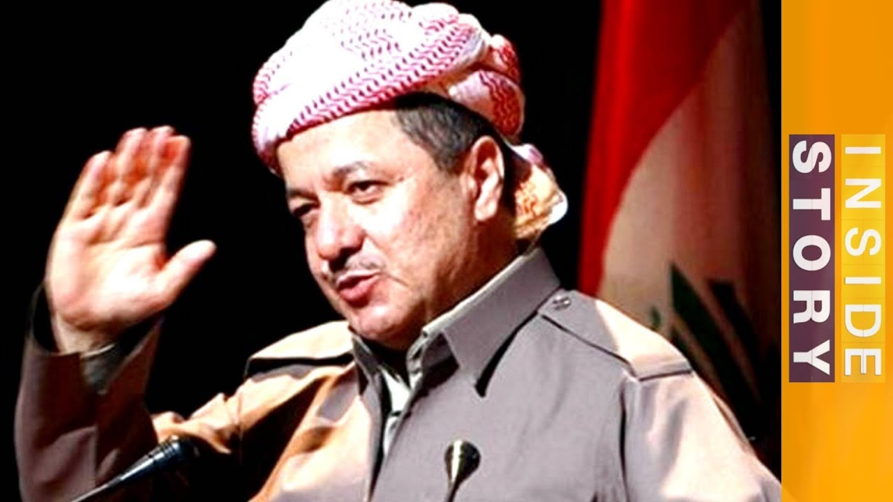 Is it the end for Kurdish leader Masoud Barzani?