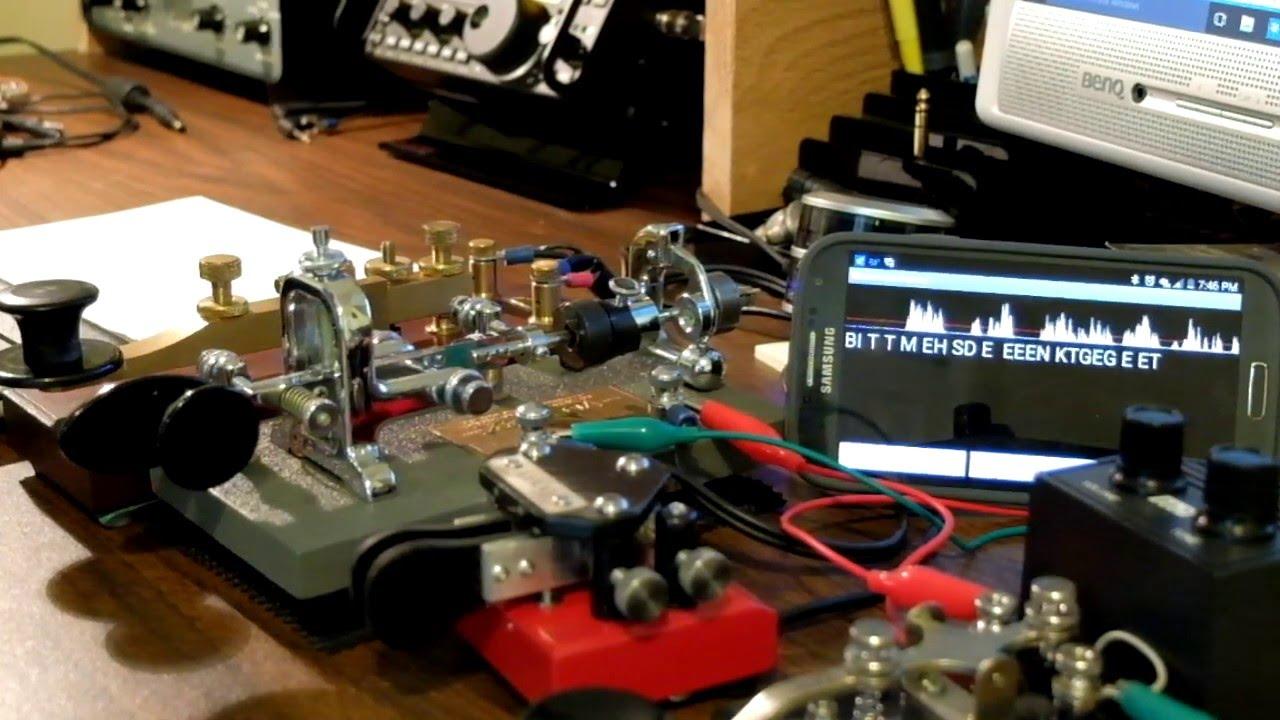 Ham Radio - QRP: Learn Morse Code