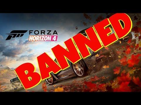 BANNED ??? Forza Horizon 4 thumbnail