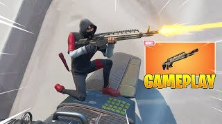 *NEW* LEGENDARY INFANTRY RIFLE & AIR ROYALE LTM *GAMEPLAY*! Fortnite Battle Royale