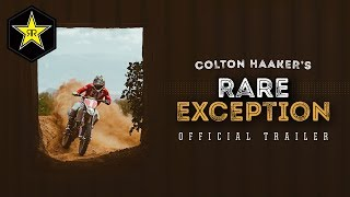 "Colton Haaker""s Rare Exception 