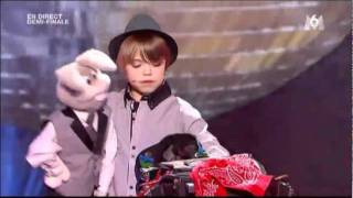 Nans - La France a un incroyable Talent 2011 - Demi Finale 2 - HD