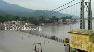 Lakshman Jhula, Suspension Bridge, Ganga, Rishikesh